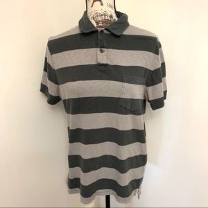 J. Crew striped shirt- medium